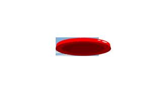 Lancer du frisbee à 66 ft